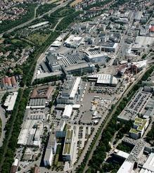 ツッフェンハウゼン工場全景